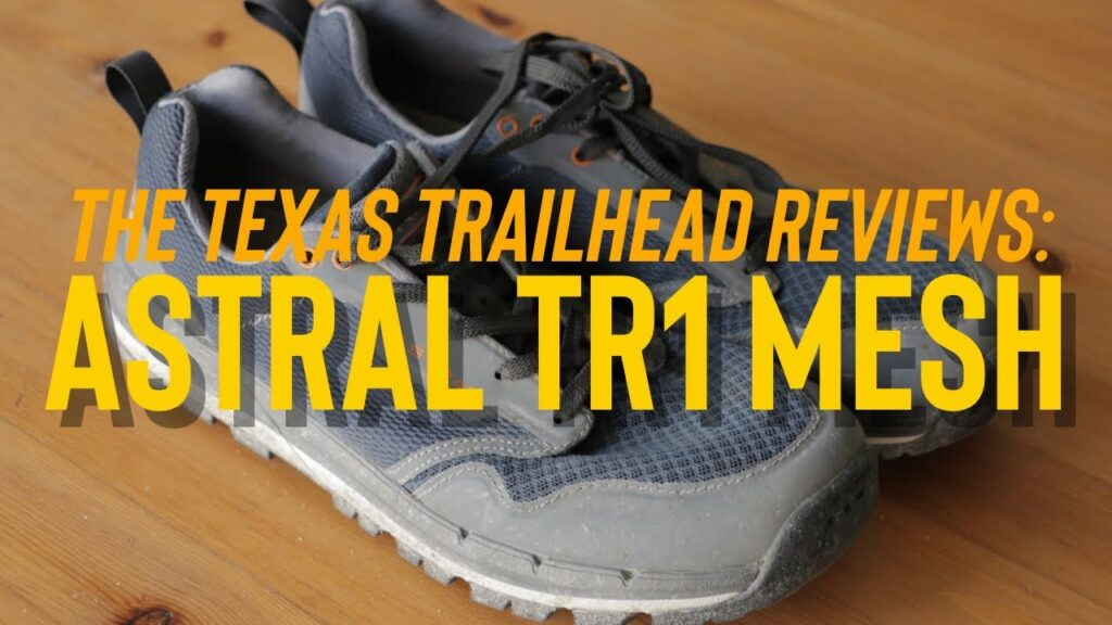 Astral TR1 Mesh Shoes: Gear Review