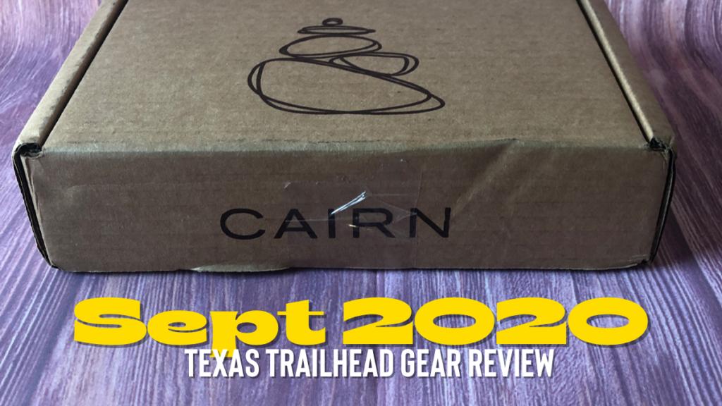 Cairn Box Sept 2020