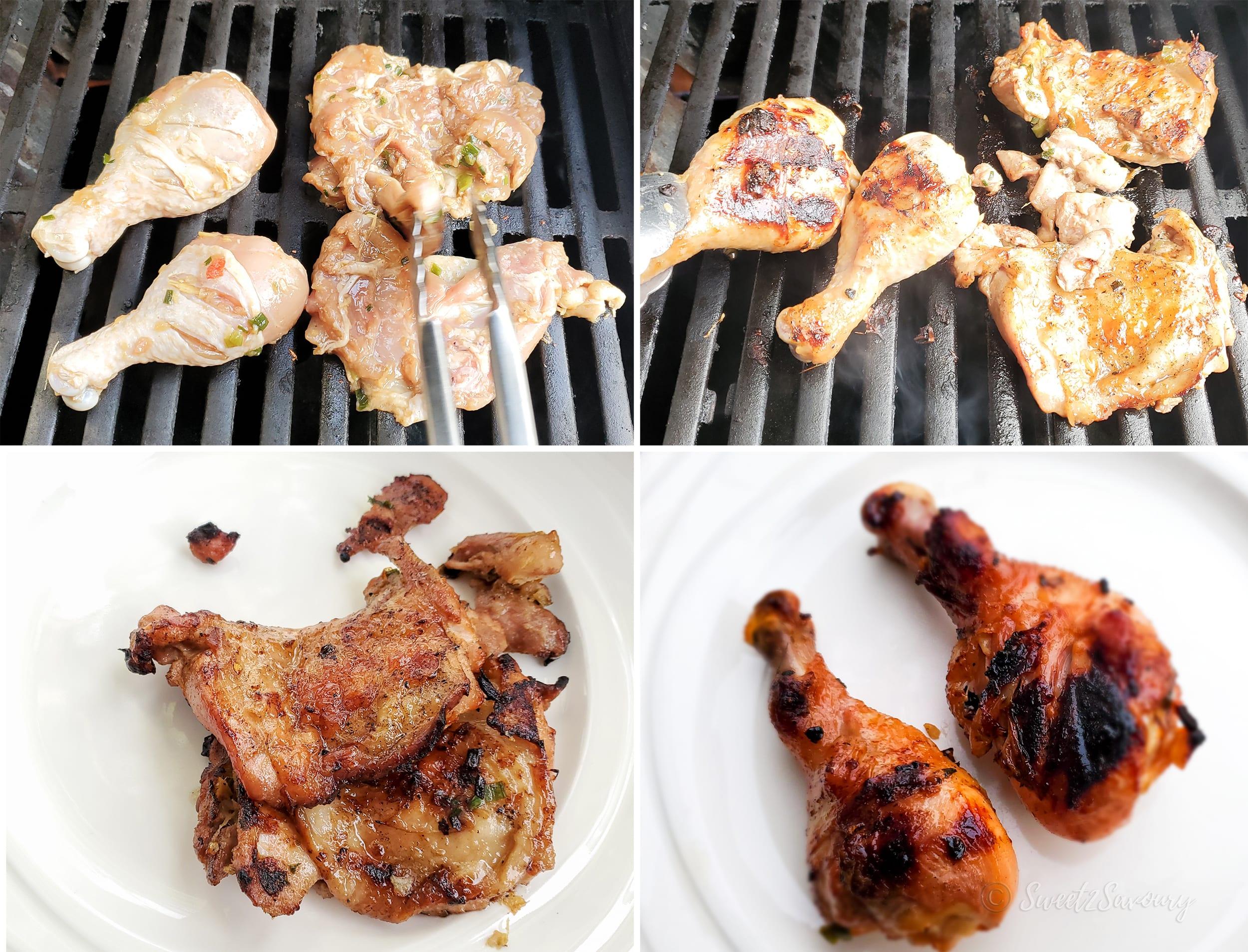 vietnamese grilled chicken