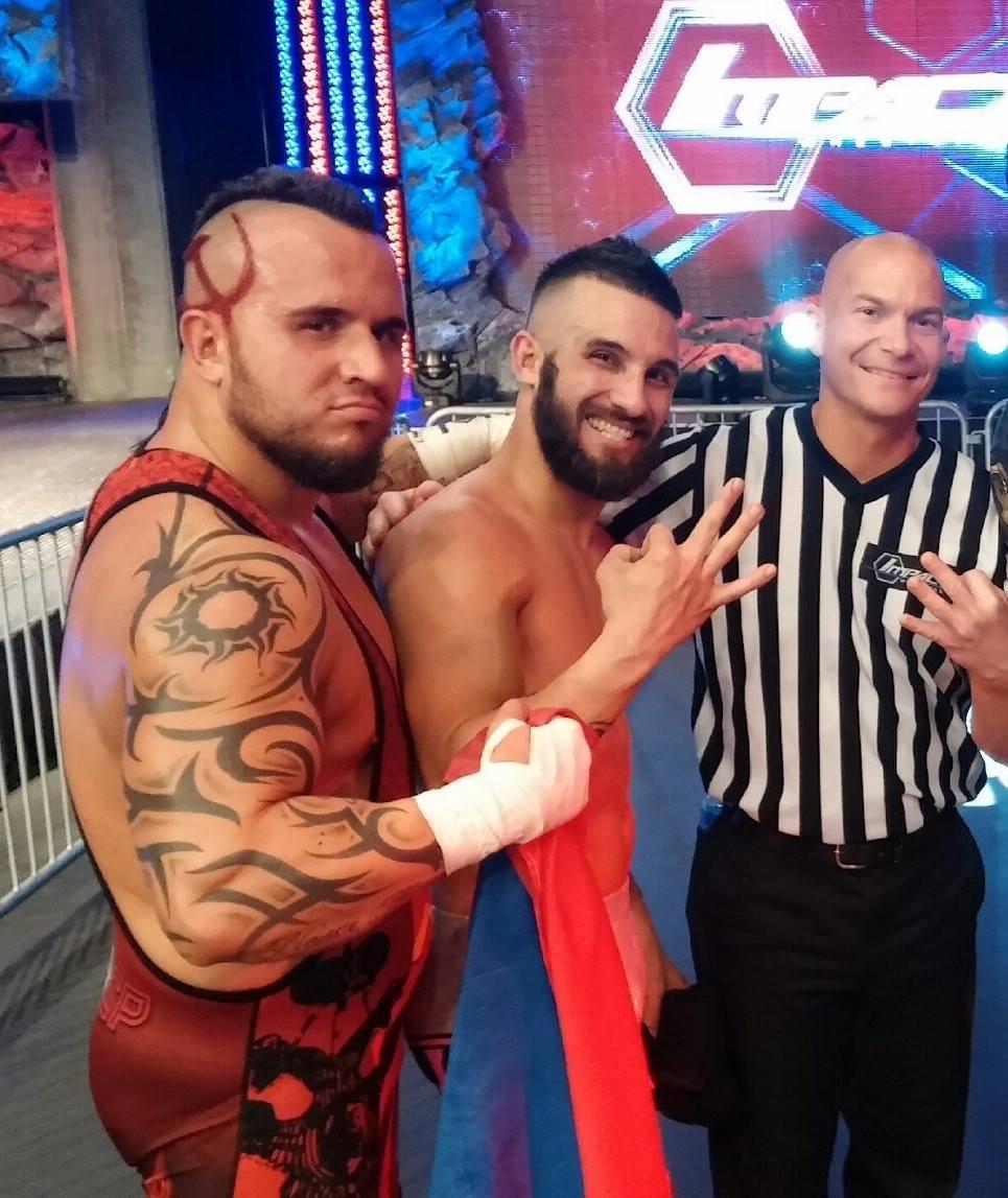 Impact Wrestling, 2015