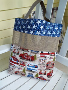 Anne M's Winning Bag