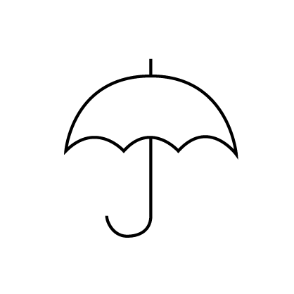 umbrella insurance icon