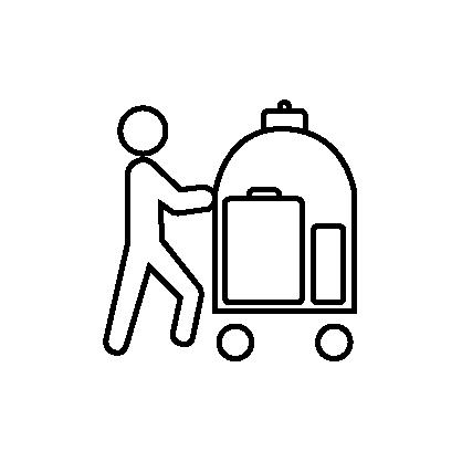 hospitality insurance icon