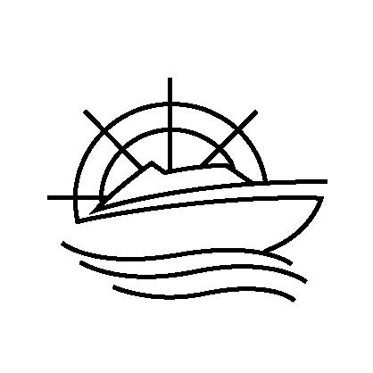 marine insurance icon