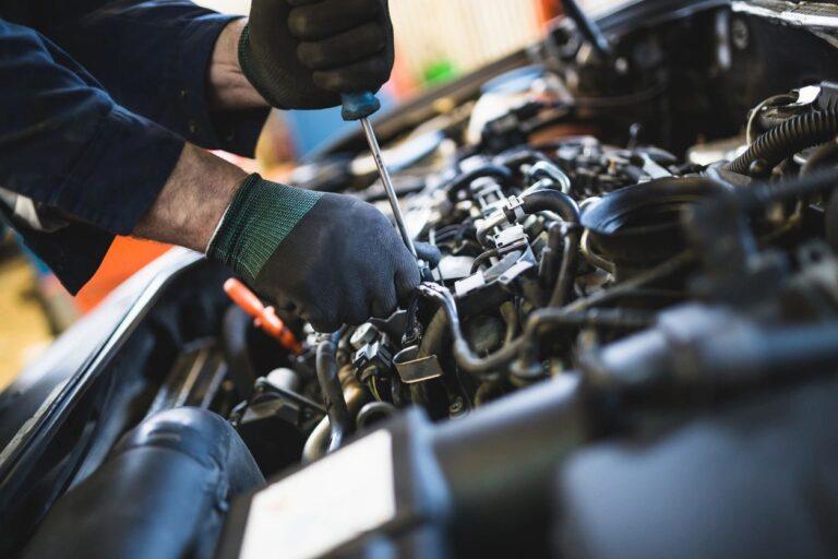 auto mechanic repair shop