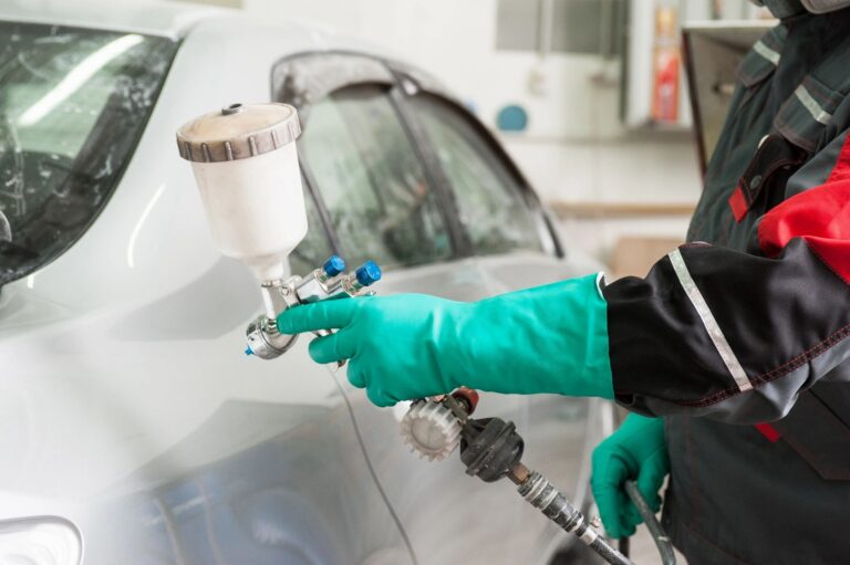 auto body repair shops