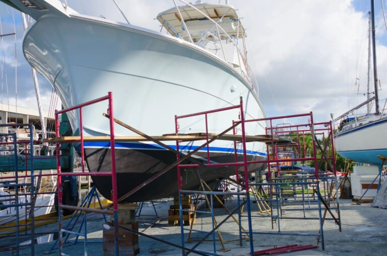 yacht and boat builders