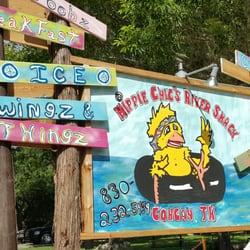 Hippie Chicks River Shack