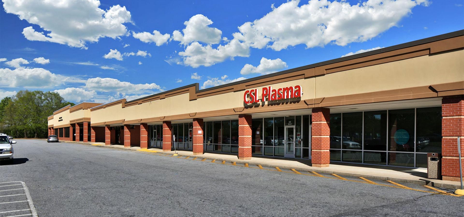 Beaumont Plaza
