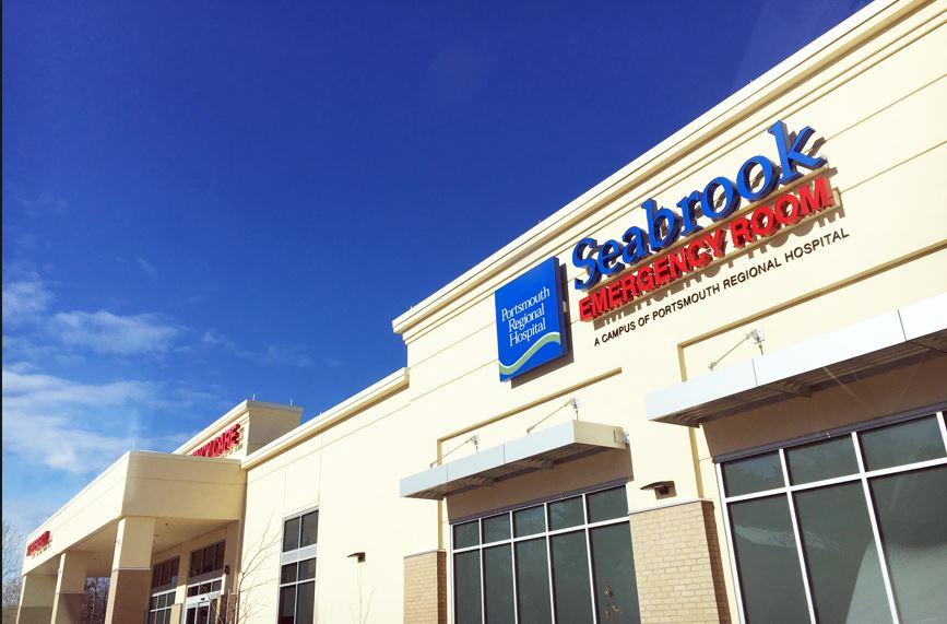 Seabrook Emergency Room Building Pic1
