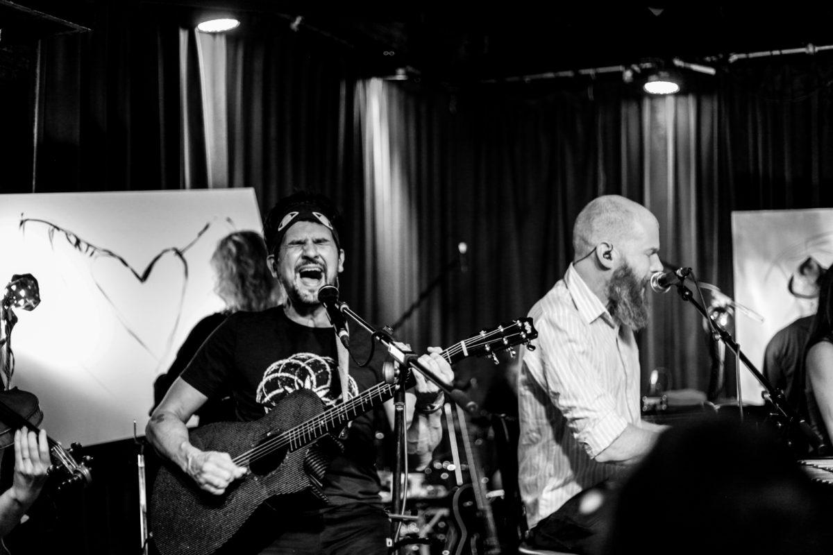 Craig Minowa & Shawn Neary of Cloud Cult