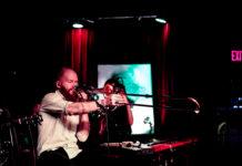 Shawn Neary On Trombone