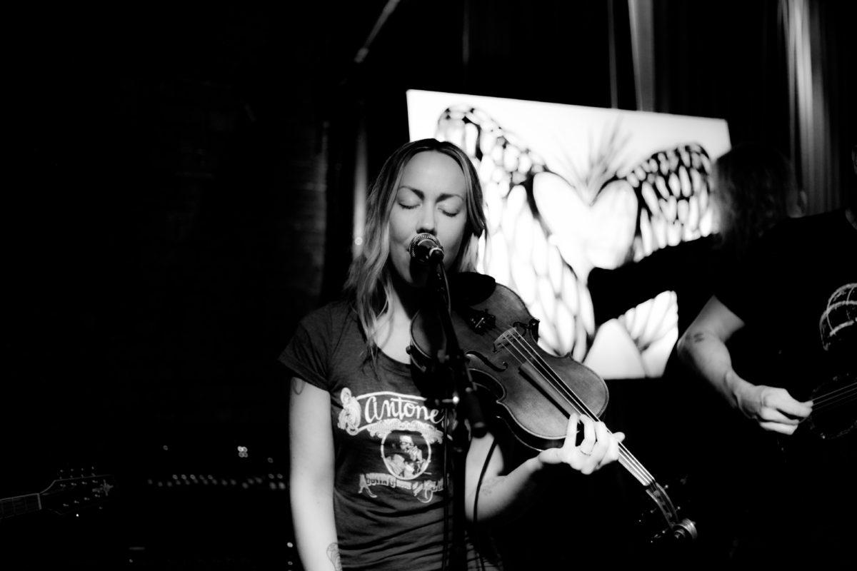 Shannon Frid-Rubin of Cloud Cult