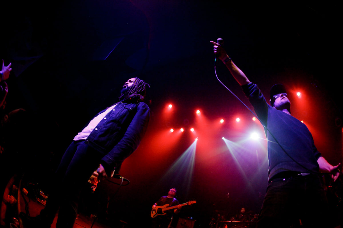 Flobots Gothic Theater