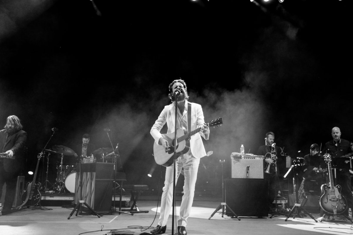 Father John Misty at Red Rocks