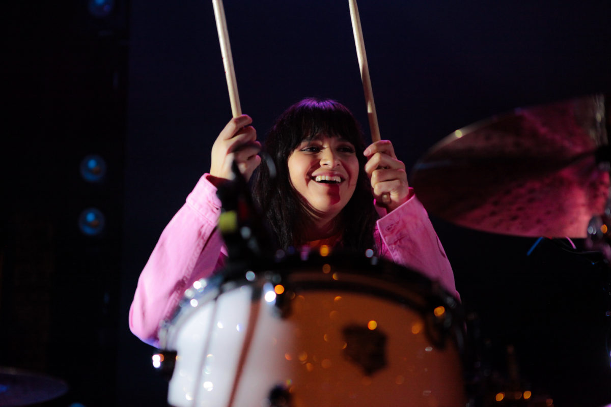 Alisa Ramirez of The Aces