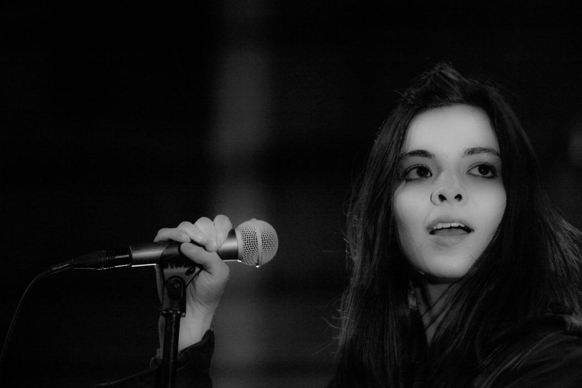 The Aces Lead Singer Cristal Ramirez
