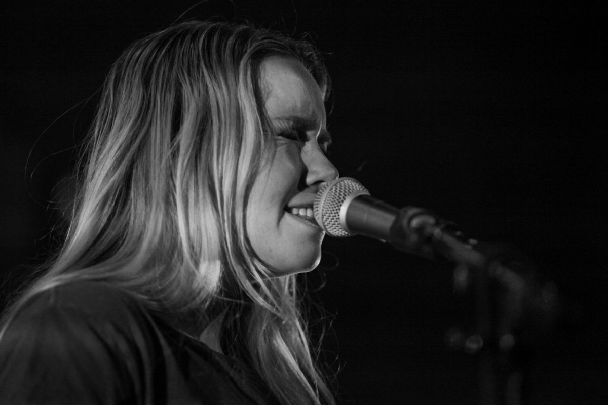 Katie Henderson of The Aces