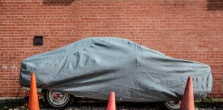 Car Cover Cones