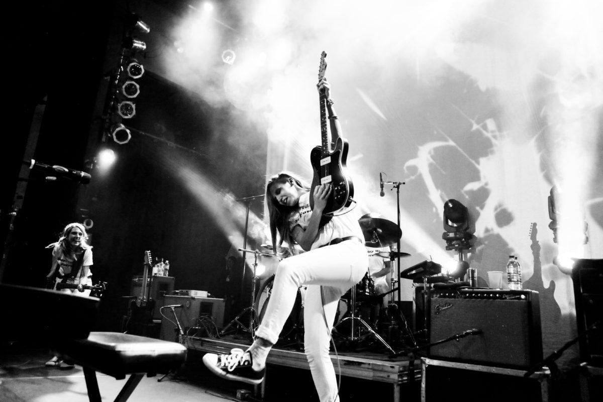 Kate Nash Guitarist