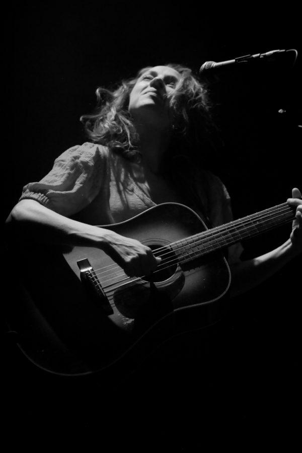 Emily Frantz in Black and White