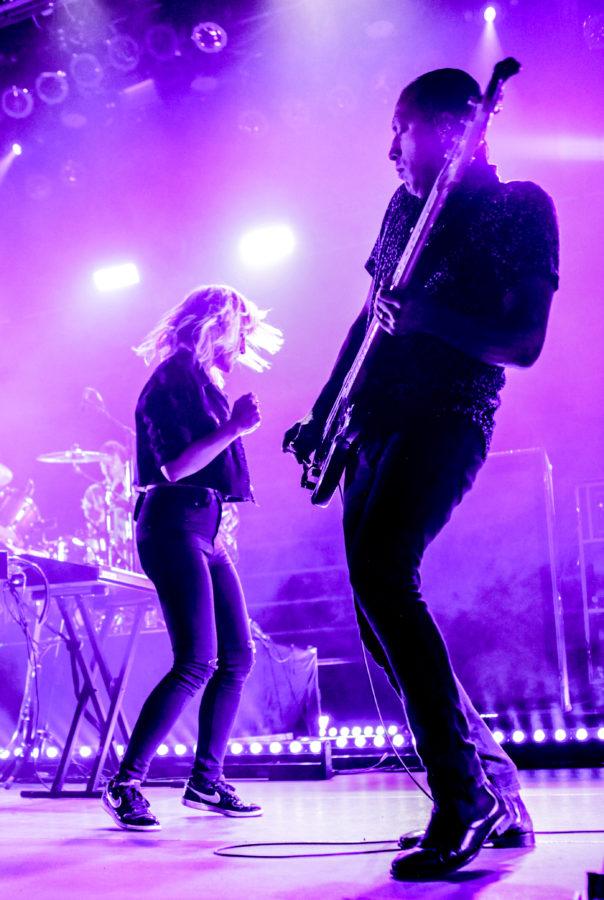 Emily Haines and Joshua Winstead
