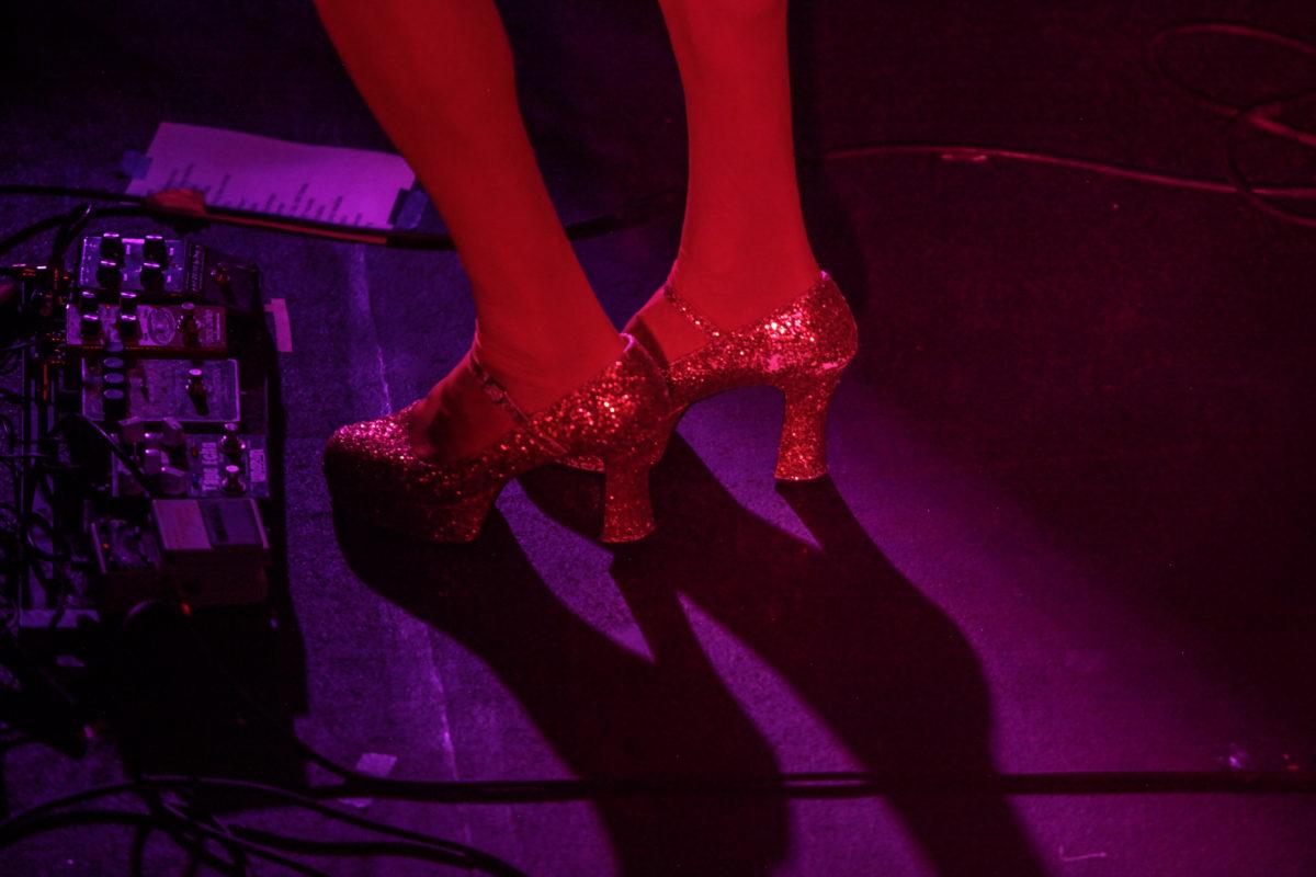 High Heels Big Shadows