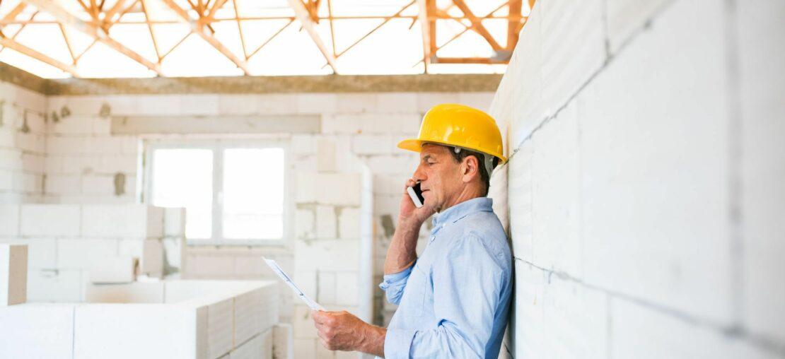 relatório de obra na construção civil banib conecta capa