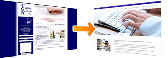 Website Redesign 3