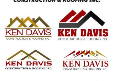 ken-davis-roofing-logos