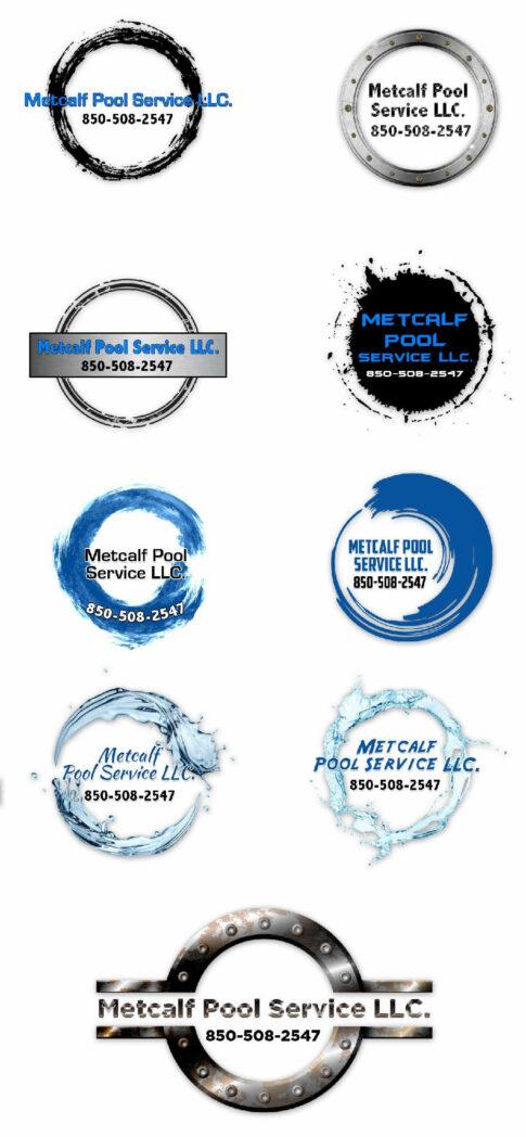metcalf-pools-logos