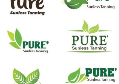 pure-sunless-tanning-logos