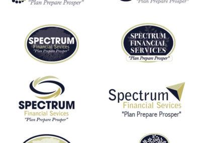spectrum-financial-services-logos