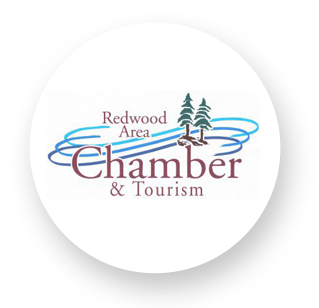 Redwood Area Chamber Logo