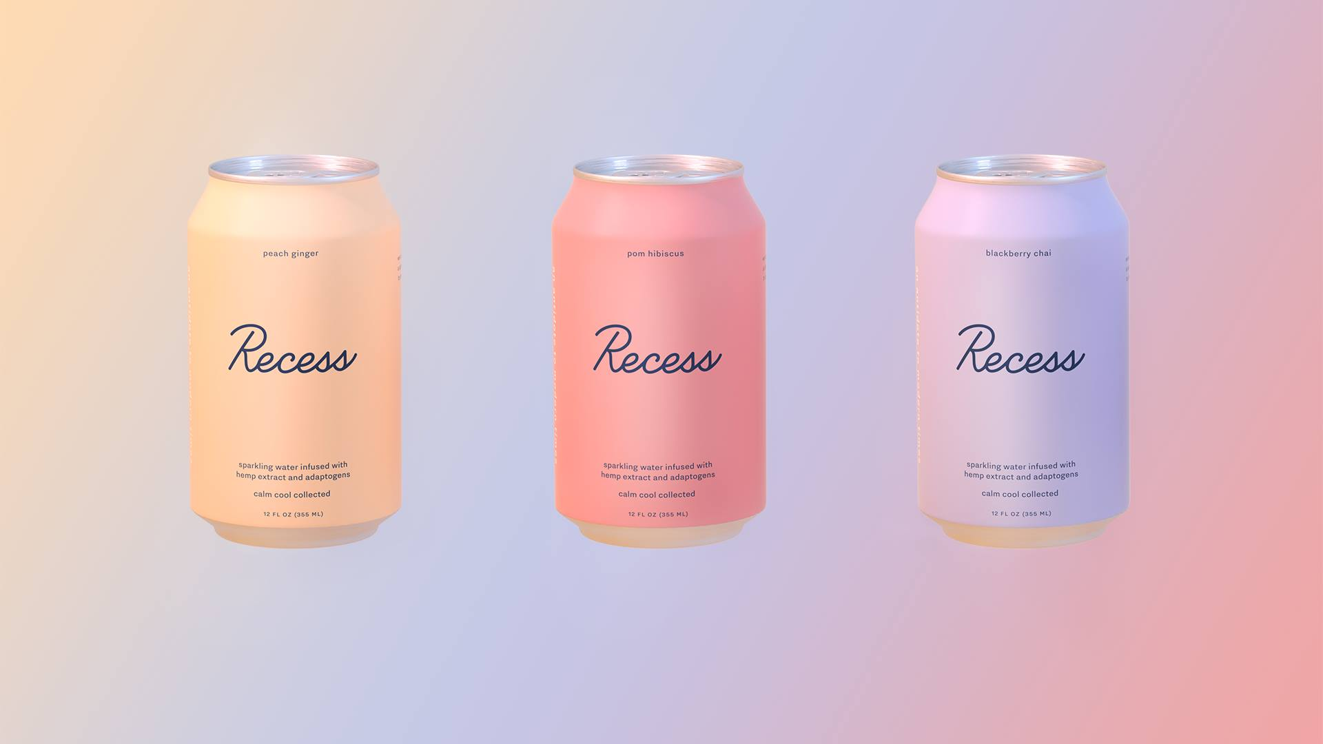 Recess CBD beverage