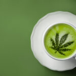 Cannabis, Matcha green tea