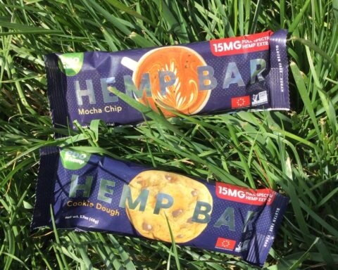 HEMP Bars, Life Feels Good