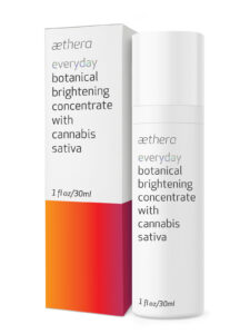 Cannabis Beauty with Aethera