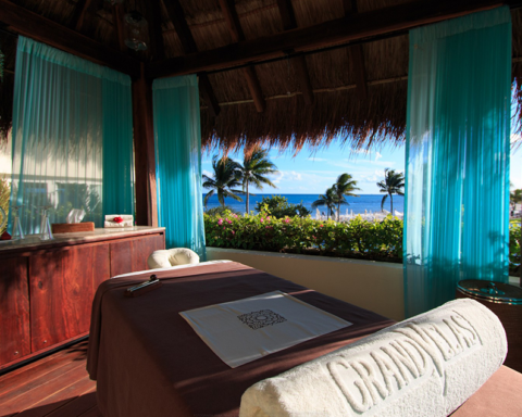 CBD Massage Offered at Grand Velas Riviera Maya