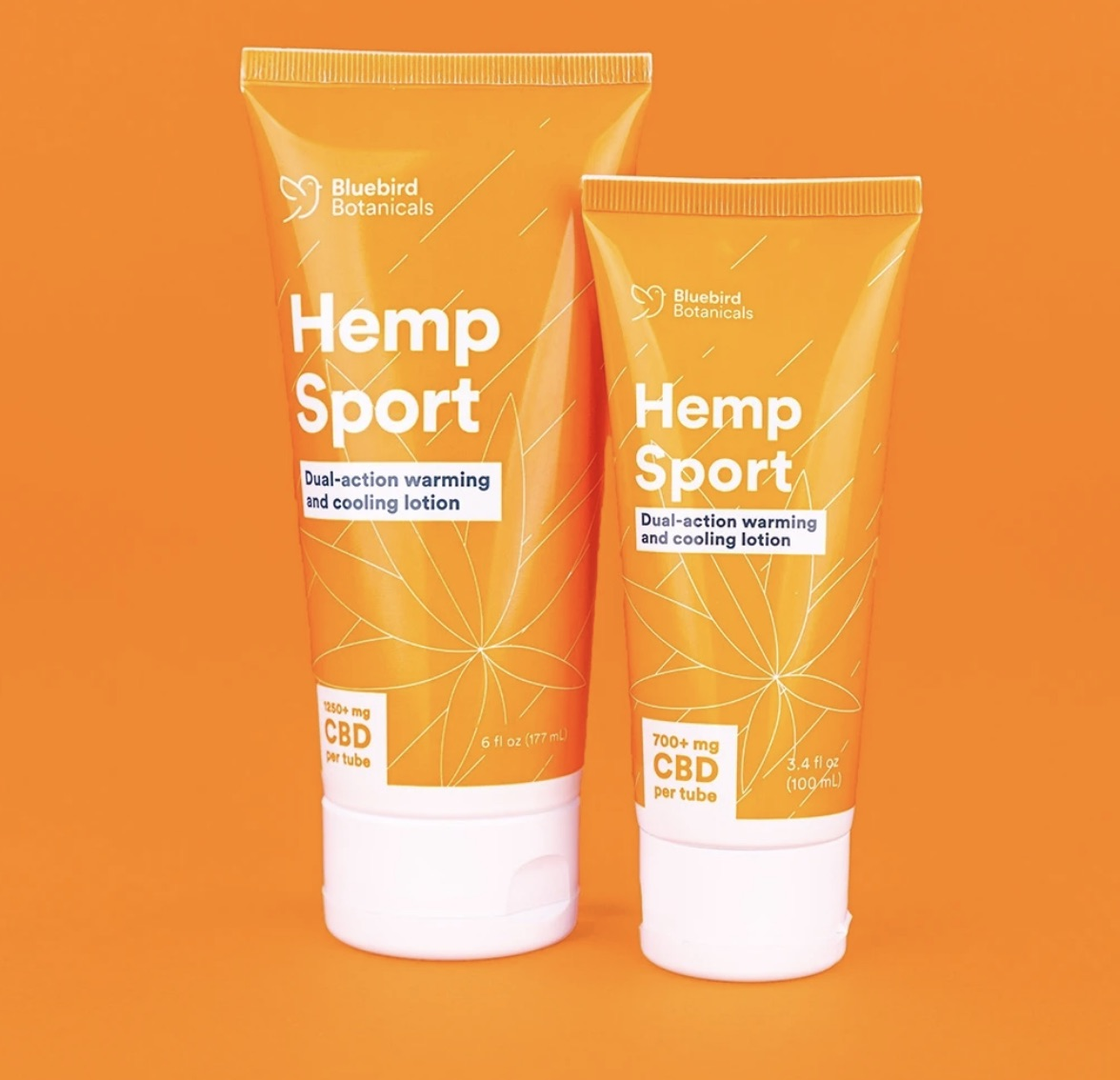 CBD sports lotion