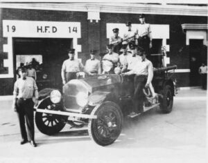 Heights Fire Station 14 - 1923