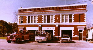 Houston Fire Truck 14 - 1976