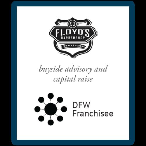 Floyd's 99 Barbershop (DFW Franchisee)