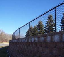 Commercial Chain Link Fence