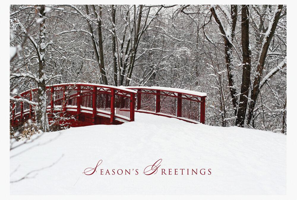 Seasons Greetings & Gratitude from Patriot Fence
