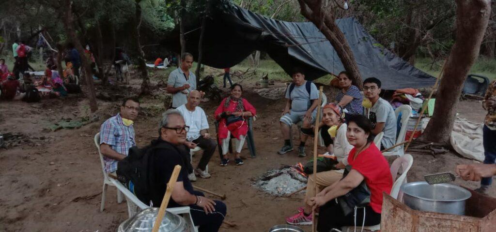 Narmada parikrama Gujrat 2
