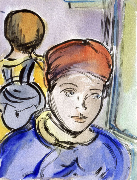 The Red Turban,