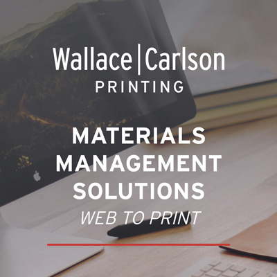 Materials Management Brochure