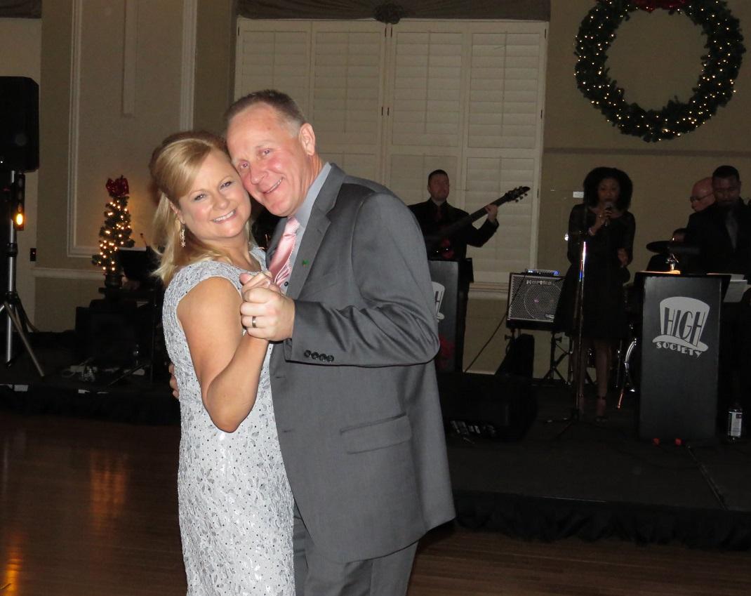 Amy Schroeder dancing