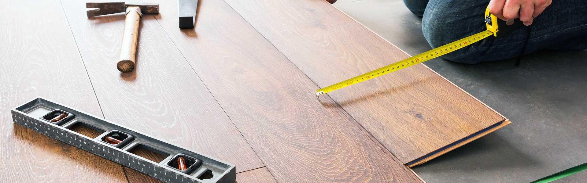 Floor Installation and Preparation